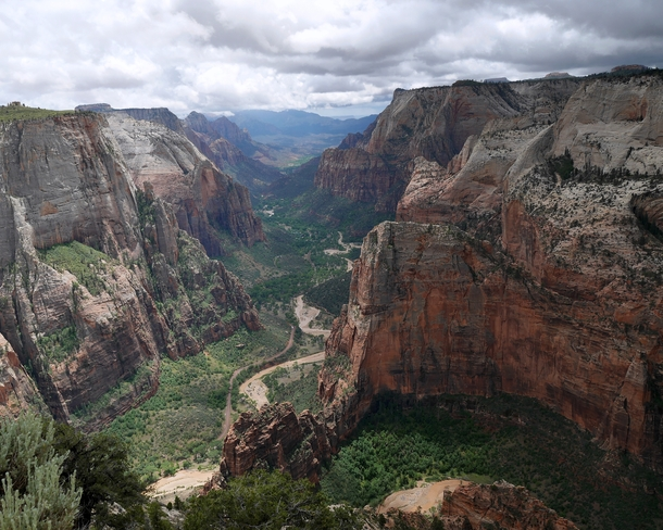 Observation Point - Zion National Park UT