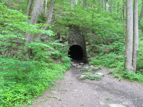 Old Coal Mine near Dayton TN