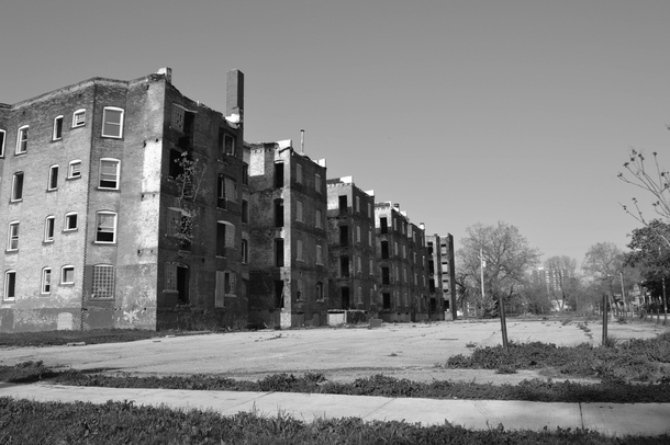 One In Five Buildings East Cleveland Is Abandoned Including All Of These Apartment