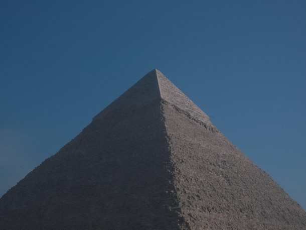One of my favorite places Ive ever visited The Great Pyramid in Giza