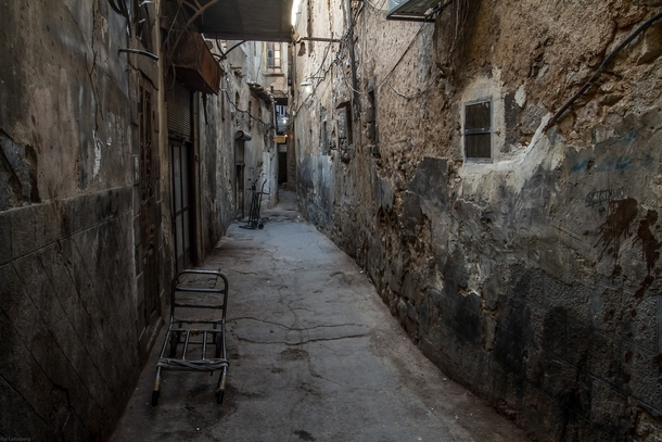 One of the oldest continually inhabited cities in the world The Old city of Damascus