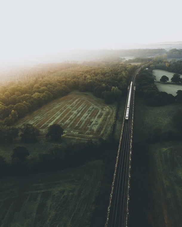 Ouse Valley Viaduct by Adam Firman OS