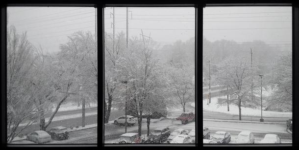 Outside my office windows in Rhode Island - Photorator