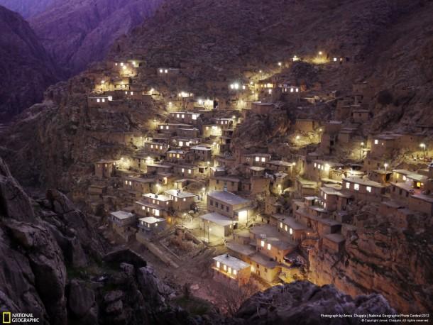Palangan Village Kurdistan Iran Photorator