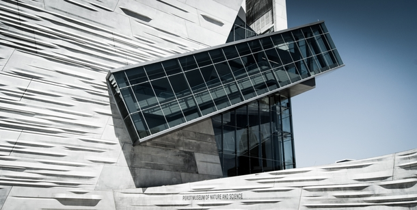Perot Museum Of Nature And Science By Thom Mayne