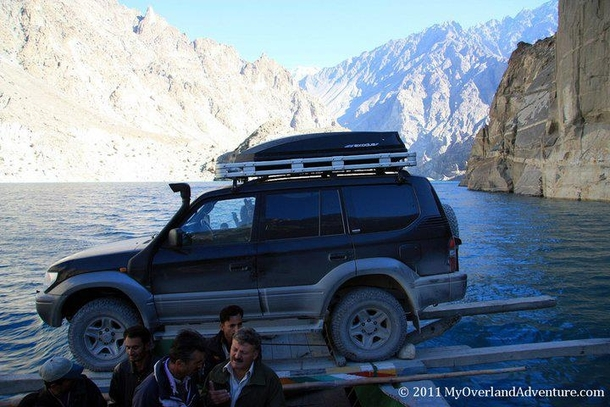 Pic #2 - How We Do Transportation in Hunza amp Some Bonus Shots