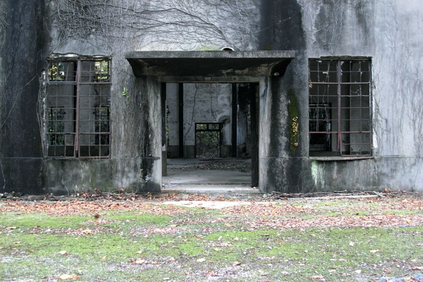 Pic #5 - WWII Poison Gas Factory on Okunoshima Japan