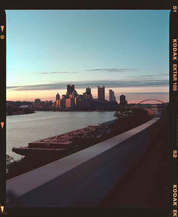 Pittsburgh Mamiya RB  Ektar