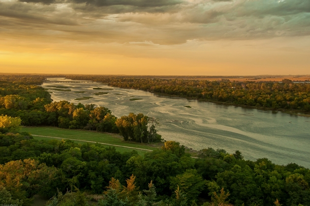Platte River Eastern Nebraska