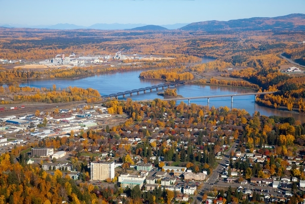Hotels In Prince George Bc