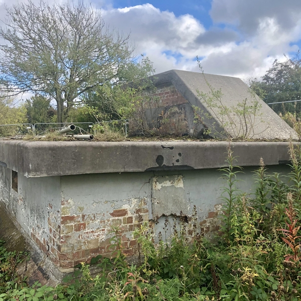 Recently explored an abandoned bunker in Surrey UK It was once part of the BBC Engineering Measurement and Receiving Station Established in  amp closed in  During the Cold War it was the st receiver in the UK to detect signals from Sputnik  in October  Li