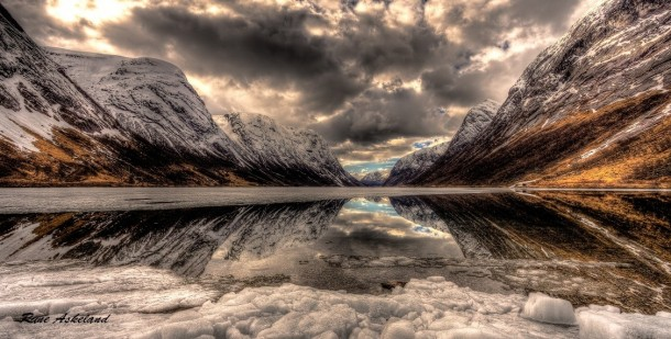 Reflection - Norway