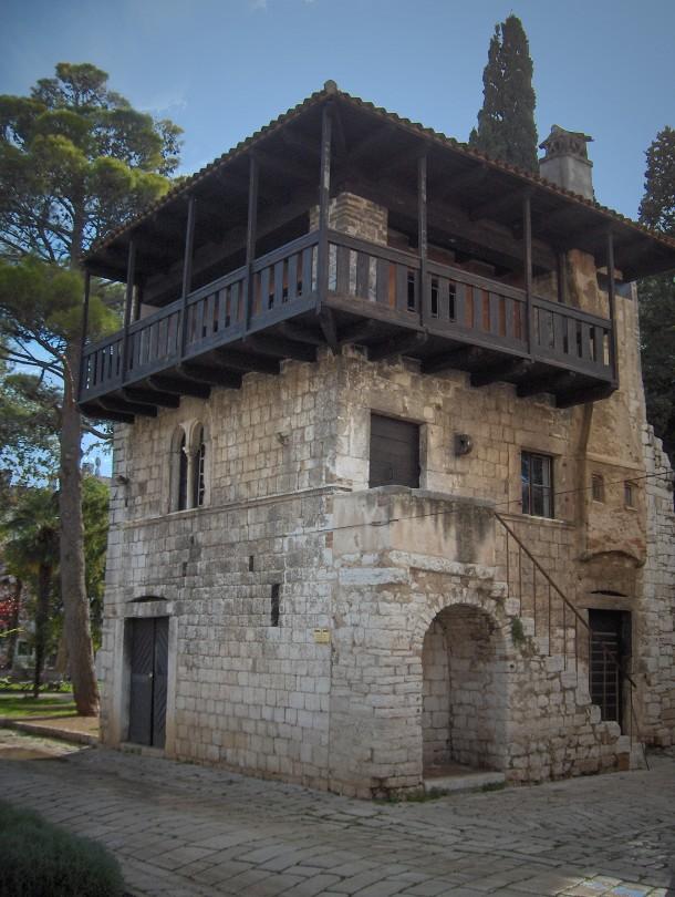 Romanesque Building In Croatia Photorator