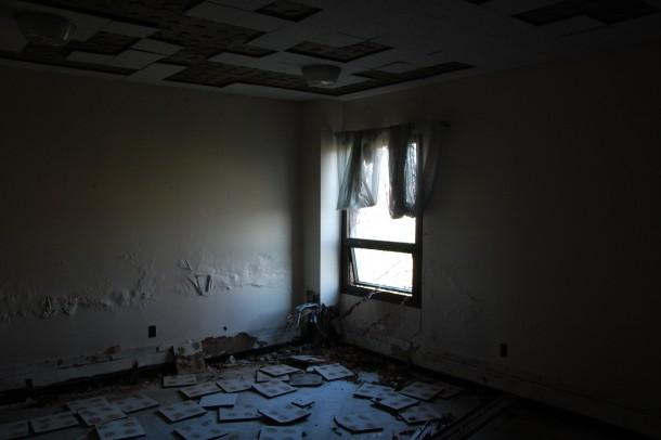 Room In A Massive Abandoned Indiana Insane Asylum Photorator
