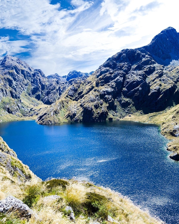 Routeburn Track New Zealand
