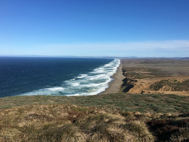 Saw this posted a few years ago and drove the  hours to get there - Pt Reyes