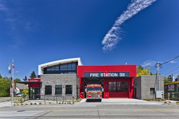 Seattle Fire Station
