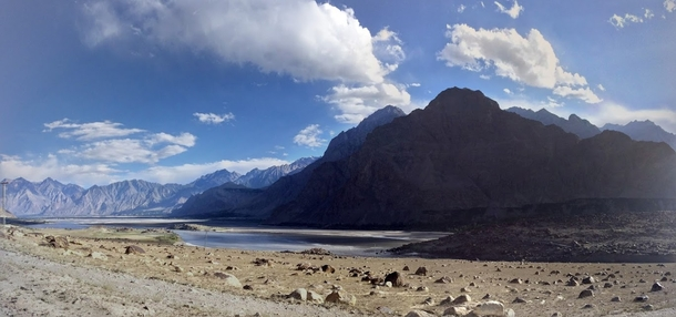 Skardu Valley Pakistan