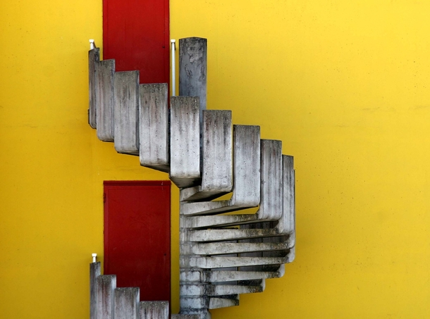 Staircase Oyonnax France