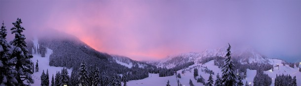 Stevens Pass Washington