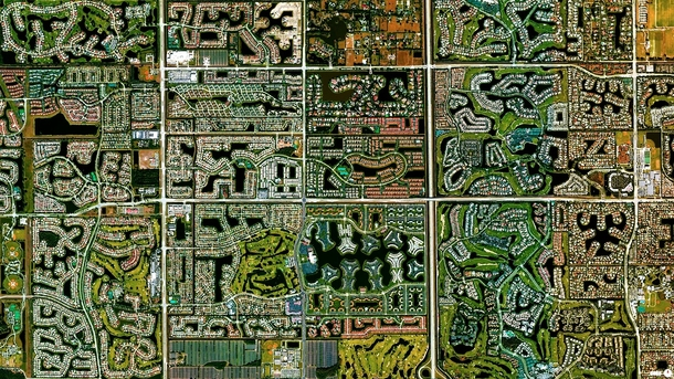 The Diverse Geometry of Boca Raton FL