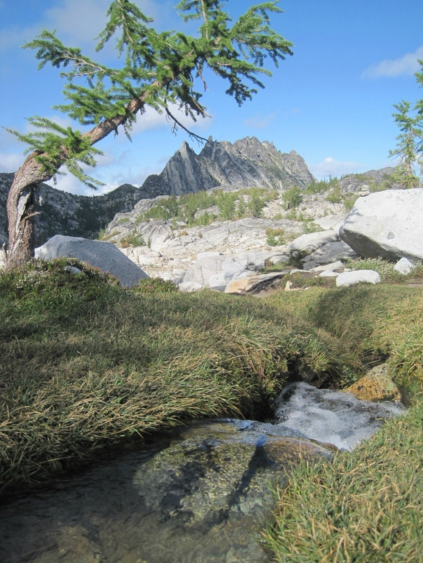 The Enchantments Core Zone Washington
