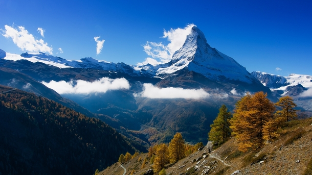 The Matterhorn Switzerland  by Chris W