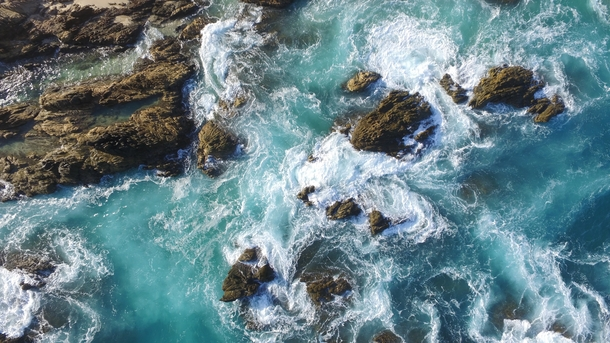 The Rocky Coast of San Jose del Cabo Mexico