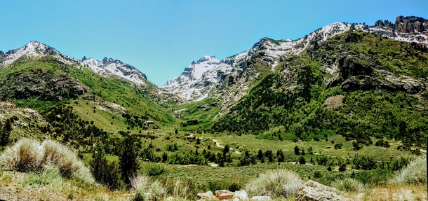 The Ruby Mountains in Northern Nevada area true hidden gem   x