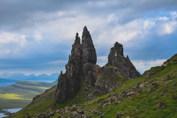 The Storr Scotland