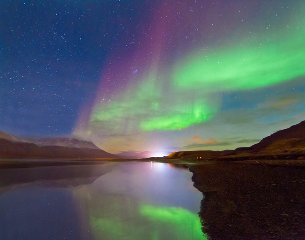 There is no experience quite like seeing the Northern Lights in person Svalbard Norway