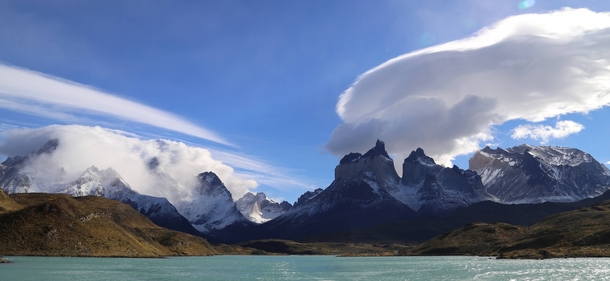 Torres Del Paine Chile Just finished the W and thought Id share some of the goods