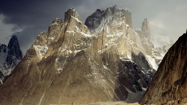 Trango Towers Pakistan