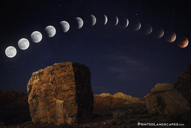 red moon desert xp - photo #25