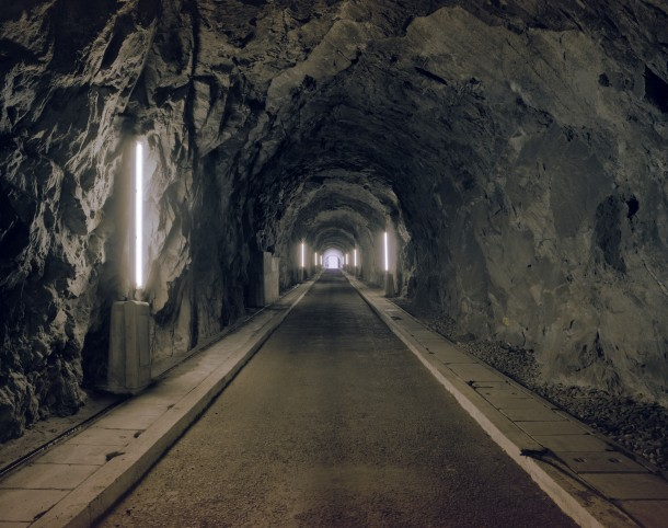 Underground Tunnel London Photorator