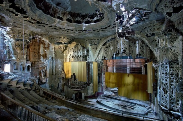 United Artists Theater Detroit