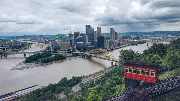 Visited Pittsburgh this week Lovely City