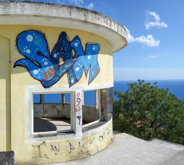 Who would abandon this Levanto Italy
