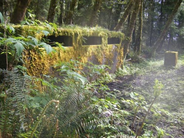 Wwii Radar Bunker Oregon Coast Photorator