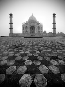 1xcom - Photo tajmahal by sensorfleck