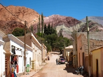 A small town in Jujuy AR px  px