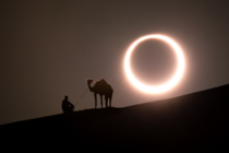 Annular Solar Eclipse - Dubai - kertuee
