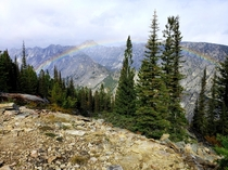 Best Birthday Hike Yet Near the Baker Lake Trailhead Montana Sept th