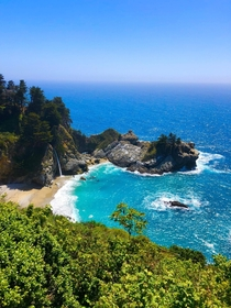 Big Sur California today on Earth Day x