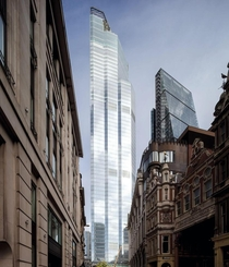 Bishopsgate City of London  x