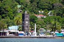 Caribbean color in the Pacific Levuka Fiji px  px