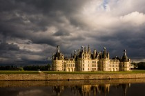 Chambord Castle Loire Valley France Europe