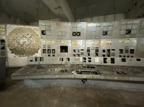 Chernobyl Reactor No  Control Room album in comments