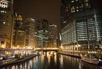 Chicago by cmozz