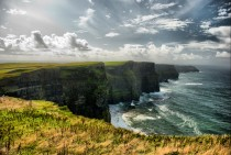 Cliffs of Moher - Ireland by _ R i c a  d O _
